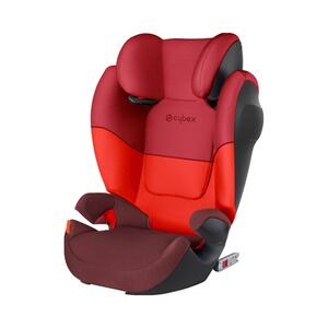 CybexSILVERSolution M-Fix SL Kindersitz  Rumba Red 1