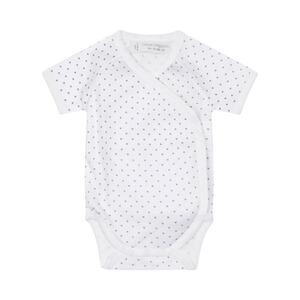 Baby Body 5-tl Set Weiß Kurzarm Größe 50 56 62 68 74 80 86 92 98 104