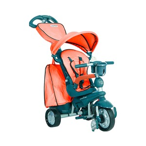 smarTrikeDreirad Explorer 5 in 1  orange 1