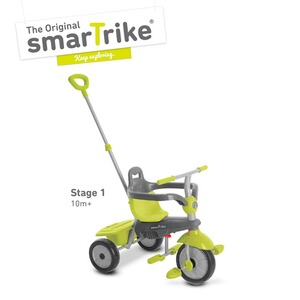 smarTrikeDreirad Breeze 3 in 1  grün 1