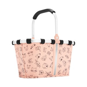 reisenthel  Kinder-Einkaufskorb carrybag XS kids  rose