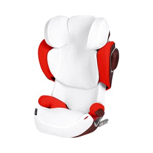 Cybex PLATINUM Sommerbezug für Solution Z-Fix  white