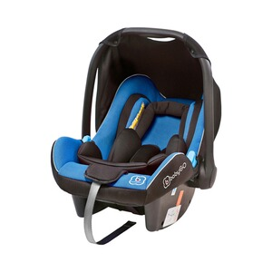babyGO  Travel XP Babyschale  blue