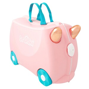 Trunki  Kindertrolley Flossi der Flamingo
