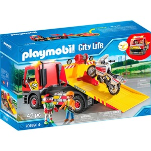 Playmobil®CITY LIFE70199 Abschleppdienst 1