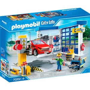 Playmobil® CITY LIFE 70202 Autowerkstatt