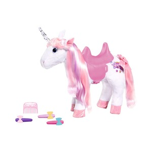 Zapf Creation BABY BORN Einhorn Animal Friends mit Bewegung & Sound Effekt