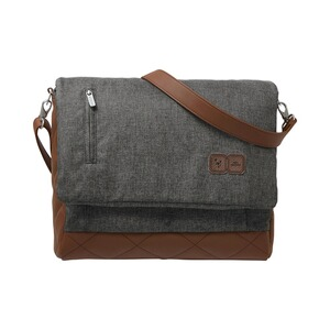 ABC Design Diamond Wickeltasche Urban  asphalt
