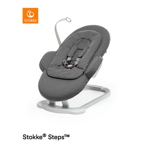 Stokke® STEPS™ Babywippe Bouncer  Deep Grey