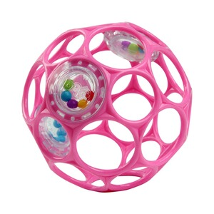 Oball  Oball Rattle™ 10 cm  pink