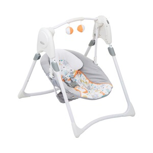 Graco  Babyschaukel Slim Spaces 2in1  Linus
