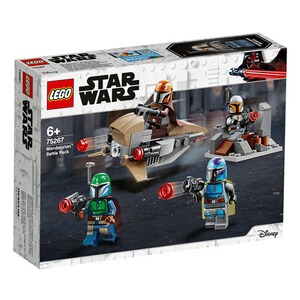 LEGO® STAR WARS™ 75267 Mandalorianer™ Battle Pack