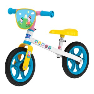 Smoby Peppa Pig Laufrad First Bike Peppa
