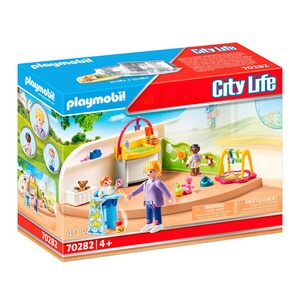 Playmobil®CITY LIFE70282 Krabbelgruppe 1