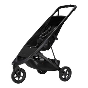 ThuleSpring Buggy mit Liegefunktion  black 1