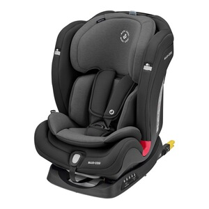 Maxi-CosiTitan Plus Kindersitz  authentic black 1