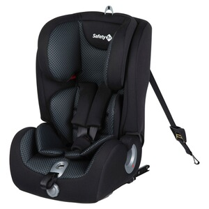 Safety 1stEverfix Kindersitz  pixel black 1