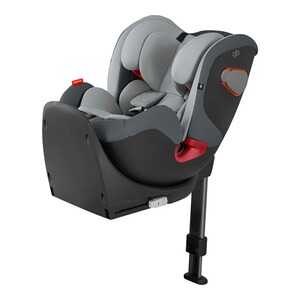gbGOLDConvy-fix Kindersitz  london grey 1