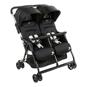 Chicco  Ohlalà Twin Zwillingsbuggy  black night
