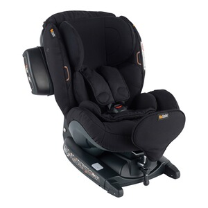 BeSafe  iZi Kid X3 i-Size Kindersitz  fresh black cab