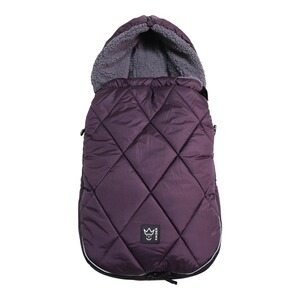 Kaiser  Winter-Fußsack XL Too für Kinderwagen, Buggy  violet