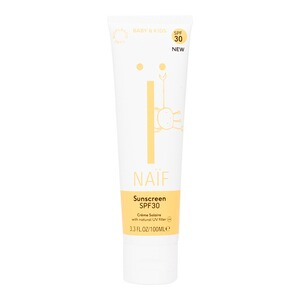 NAÏF  Sonnencreme LSF30 100ml