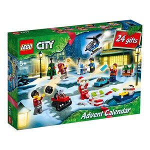 LEGO®CITY60268 Adventskalender 1