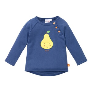 BorninoLovely FruitsRaglanshirt langarm Birne 1