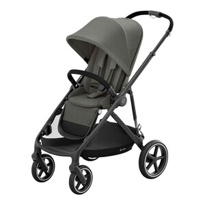 Cybex GOLD Gazelle S Kinderwagen  black/soho grey