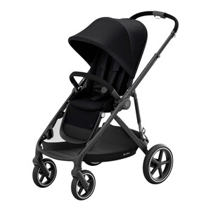 Cybex GOLD Gazelle S Kinderwagen  black/deep black