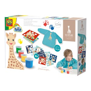 SES my first Fingerfarbenset - Sophie la girafe