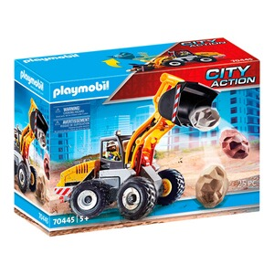 Playmobil®CITY ACTION70445 Radlader 1