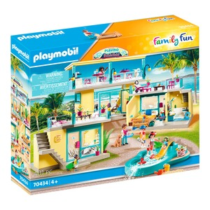 Playmobil®FAMILY FUN70434 PLAYMO Beach Hotel 1