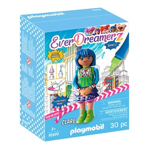 Playmobil®EverDreamerZ70477 Clare - Comic World 1