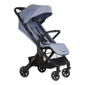 Easywalker  Jackey Buggy mit Liegefunktion  steel grey