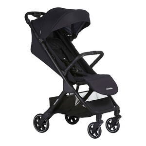 Easywalker  Jackey Buggy mit Liegefunktion  shadow black