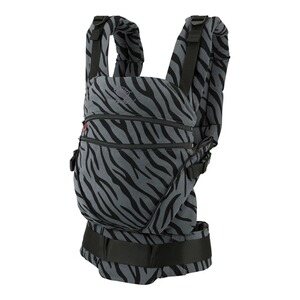 manduca®XTBabytrage, 3 Tragepositionen, Limited Edition  zebra 1
