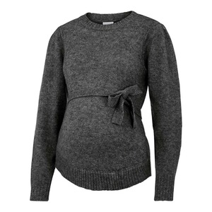 MAMALICIOUS®  Umstands-Strickpullover Savannah aus recyceltem Polyester