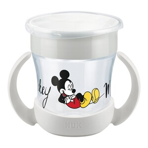 NUKDISNEY MICKEY MOUSE & FRIENDSTrinklernbecher Mini Magic Cup 160 ml  grau 1