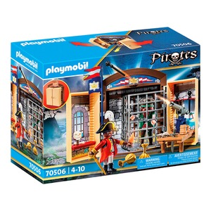 "Playmobil® PIRATES 70506 Spielbox ""Piratenabenteuer"""