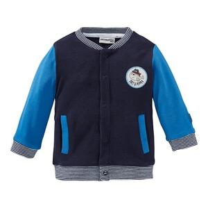 Eichh/örnchen und Igel-Motiv Sterntaler M/ädchen Baby Sweat Kapuzen-Jacke//Sweatjacke mit Rei/ßverschluss