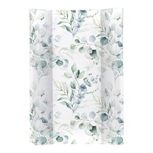 Rotho Babydesign  Keilwickelauflage 50x70 cm  Natural Leaves