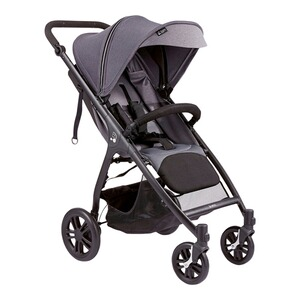 SmilooHappy Buggy mit Liegefunktion  grey melange 1