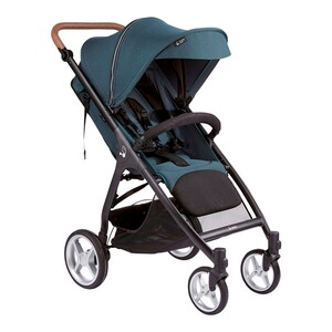 Smiloo  Happy + Buggy mit Liegefunktion  ocean blue