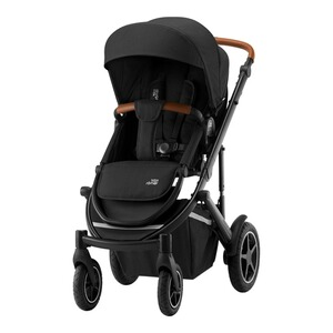 Britax Römer PREMIUM Smile III Kinderwagen  space black/brown