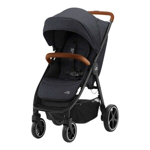 Britax Römer  B-agile R Buggy  black shadow/brown