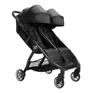 Baby JoggerCity Tour 2 Double Zwillings- und Geschwisterwagen  pitch black 1