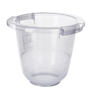 TUMMY TUB  Badeeimer Tummy Tub  transparent