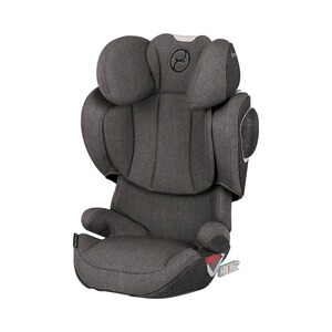 Cybex PLATINUM Solution Z-Fix Plus Kindersitz  manhattan grey