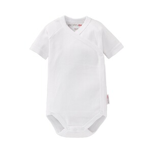 Bornino BASICS Wickelbody kurzarm